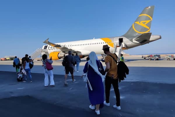 Santorini Airport Airlines